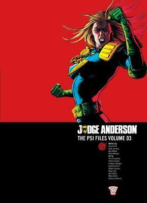 Judge Anderson: the PSI Files: 03 by Arthur Ranson, Steve Sampson, Alan Grant |