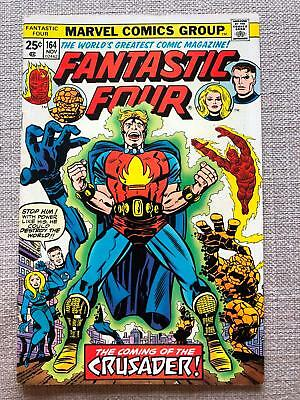 Fantastic Four #164 (1975) First Frankie Raye