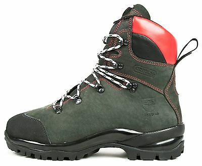 Oregon Fiordland Chainsaw Leather Safety Boots Class 2 (24 m/s) - All Sizes