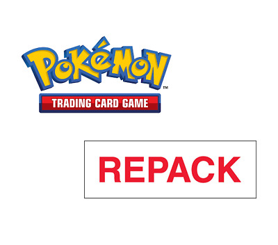 Pokemon Trading Card REPACK  Booster Repack (Grab Bag) Chance for EX See details
