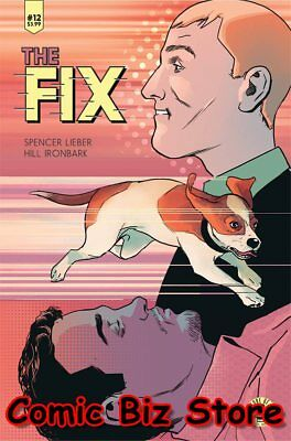Fix #12 (2018) 1St Printing Bagged & Boarded Image Comics