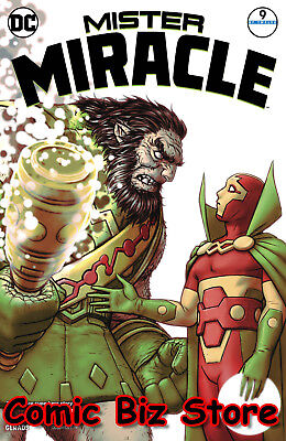 Mister Miracle #9 (Of 12) (2018) 1St Printing Bagged & Boarde Dc Universe