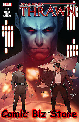 Star Wars Thrawn #5 (Of 6) (2018) 1St Printing Bagged & Boarded Marvel Comics
