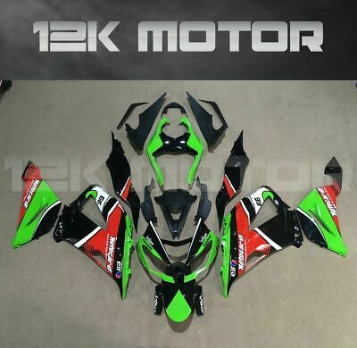KAWASAKI ZX-6R ZX6R 636 2013 2014 2015 2016 2017 Fairing Set Fairings Kit 1