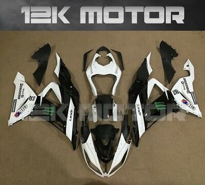 KAWASAKI ZX-6R ZX6R 636 2013 2014 2015 2016 2017 Fairing Set Fairings Kit 9