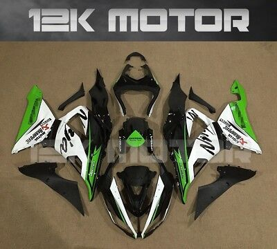 KAWASAKI ZX-6R ZX6R 636 2013 2014 2015 2016 2017 Fairing Set Fairings Kit 11