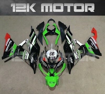 KAWASAKI ZX-6R ZX6R 636 2013 2014 2015 2016 2017 Fairing Set Fairings Kit 18