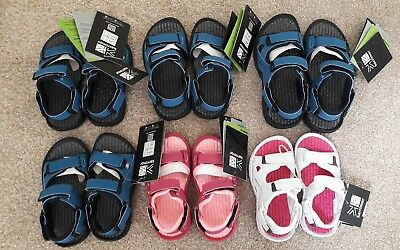 Job Lot Wholesale Karrimor Kids Antibes Summer Sandals Boys Girls Adjustable