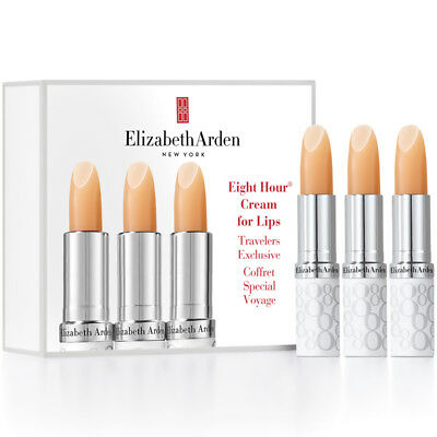 ELIZABETH ARDEN Eight 8 hour cream lip protectant in clear/neutral