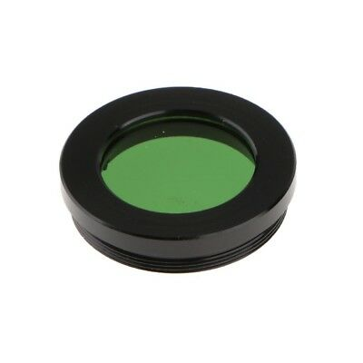 """1.25 """" Telescope Optical Glass Lens Filter for Planet Moon Oberserving Green"""