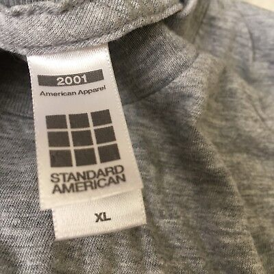 Lot Of 13 American Apparel T Shirts Assorted Sizes
