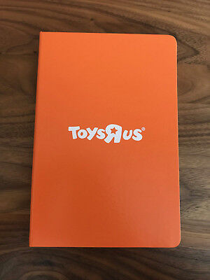 Toys R Us Original Corporate Notebook - Collectible