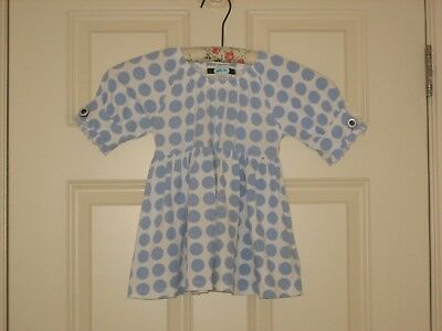 ~ MATILDA JANE~House of Clouds~Dot & Fiona Top~ SZ 2~