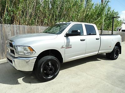 Ram 3500 Tradesman 2016 Dodge Ram 3500 Tradesman Crew Cab 4x4 6.7L Cummins Turbo Diesel Engine