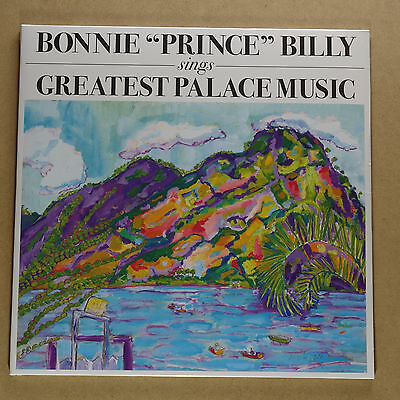 BONNIE PRINCE BILLY... sings Greatest Palace Music **Vinyl-2LP**NEW**Domino**