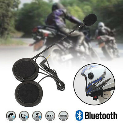 Accessories Bluetooth Motorcycle Helmets Helmet Intercom Headset Durable