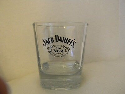 Jack Daniel's glass - Old No. 7