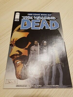 Free Comic Book Day The Walking Dead us Comic NEU