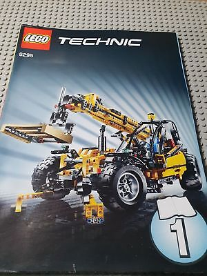 4x Lego Technic Instructions Books 8292 6000 Picclick Au