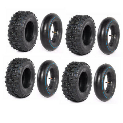 4 set Go Kart TYRE Tire with 4 Tube 13x5.00-6 for ATV Quad