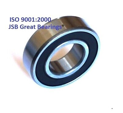"1623-2RS two side rubber seals high quality ball bearing 5/8""x1-3/8""x7/16"""