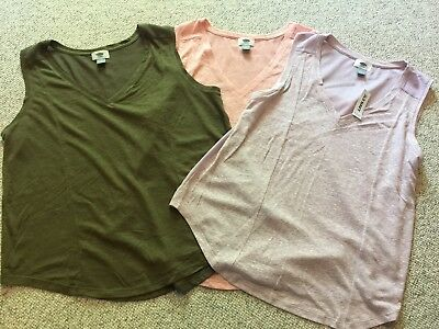 Womens Old Navy Shirt Large Lot Of 3
