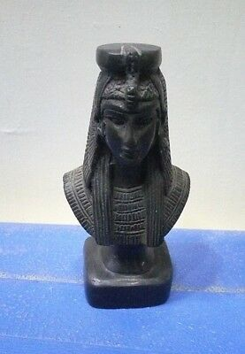 RARE ANCIENT EGYPTIAN ANTIQUE CLEOPATRA VII Philopator Ptolemaic Kingdom BC