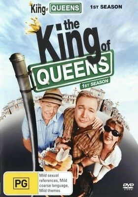 The King of Queens Season 1 DVD | Region 4 | New