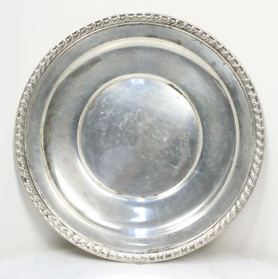 Large Antique WALLCE Sterling Silver Tray