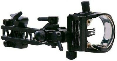 Apex Gear Bone Collector 4 Light 4-Pin Detachable Bracket Bow Sight, 2x Black