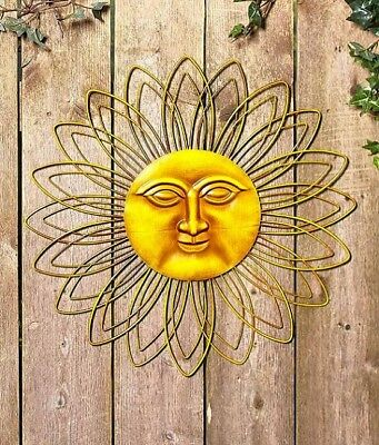Amazing Metal Sun Wall Decor Images - Wall Art Collections ...