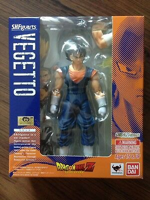 Bandai Tamashii Nations S.H.Figuarts Dragon Ball Z Vegetto Action Figure