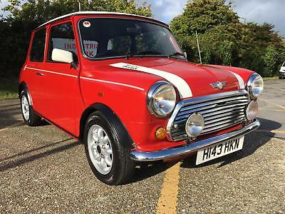 1991 Rover Mini Cooper. 1275cc Carb. Fantastic drivers car. Only 3 owners.