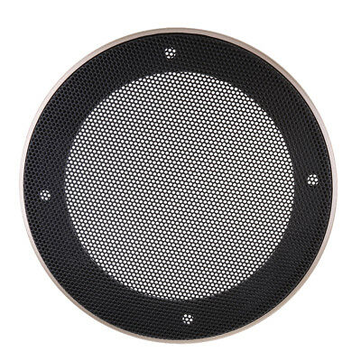 4inch Speaker Grills Cover Steel Mesh Protective Case Dust Cover Protector