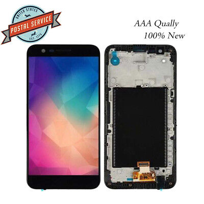 For LG K20 Plus MP260 TP260 LCD Touch Replacement Digitizer Screen Frame USA