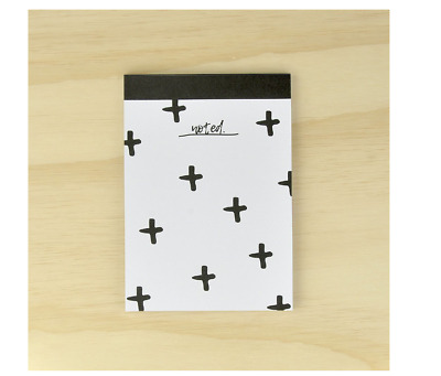 New Kaisercraft K Style Notepad Chic Art Craft Office Writing Accessories Supply