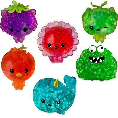 Orb Bubbleezz Super Series 1 Figures Squishy Toys