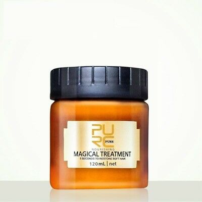 PURE Hair Mask Treatment Magical Moisturizing Damage Dry Hair Scalp Frizz Repair