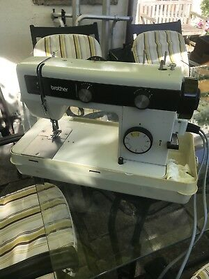 Semi Industrial Brother 730 Electric Sewing Machine