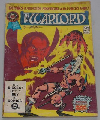 The Warlord DC Blue Ribbon Digest Special Vol 2 No 10 June 1981