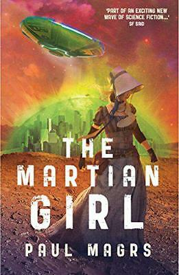 Martian Girl by Paul Magrs | Paperback Book | 9781910080443 | NEW
