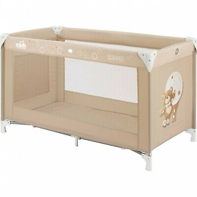 Cot Sleep CAM Il the world of bambino L117/86 Beige