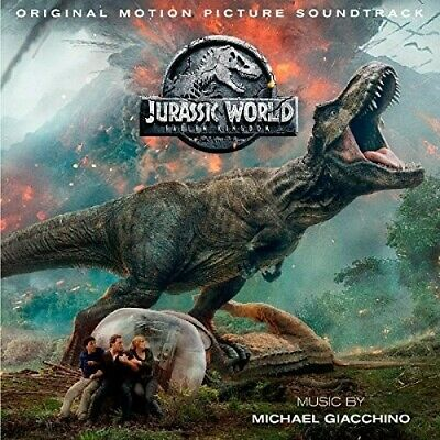 Michael Giacchino - Jurassic World: Fallen Kingdom (Original Motion Picture Soun