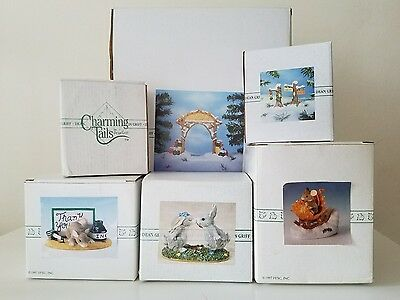 Charming Tails lot of 6 MIB
