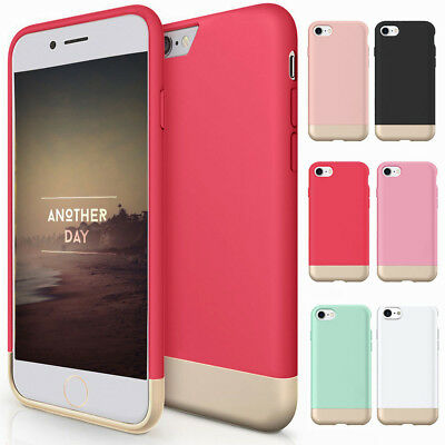 Slim Shockproof Protective Phone Case Silicone Cover For iPhone 7 8 6 6s Plus
