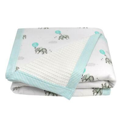 Living Textiles Cot Waffle Blanket (Dream Big) Free Shipping!
