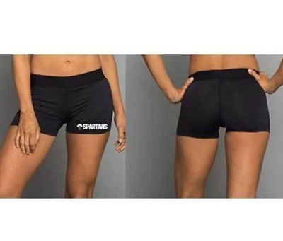 Spartans Booty Shorts  Gym Clothing Apparel Comfort Style
