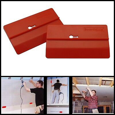 Pack Of 2 Plaster Board Drywall Fitting Fixing Tool For Support Board Installing