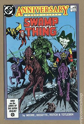 Swamp Thing (2nd Series) #50 1986 VF+ 8.5