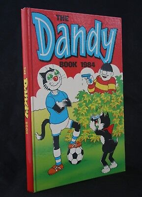 The Dandy Annual Book 1984